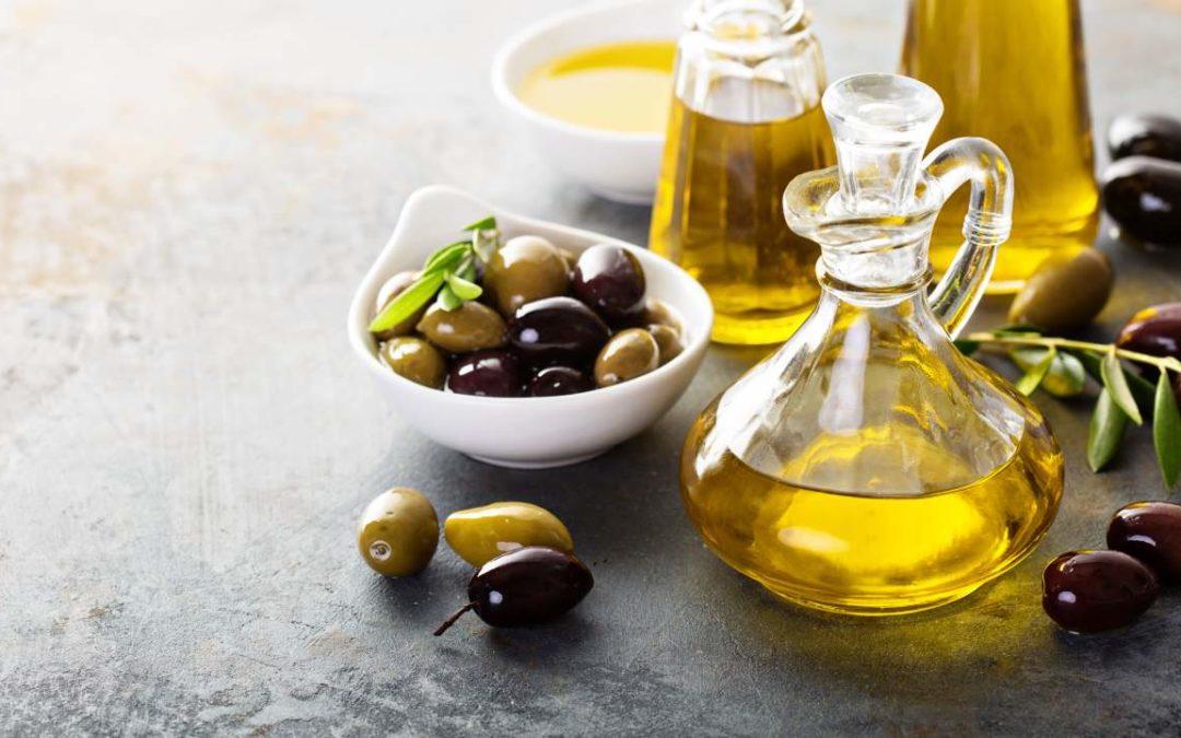 Dégustation d'huile d'olive